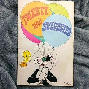 1971 Tweety and Sylvester Comic Book by Xerox